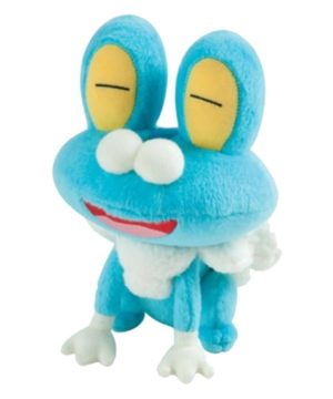 Pokemon Froakie Plush