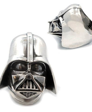 Han Cholo Darth Vader Ring