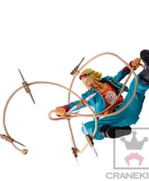 Banpresto Paulie Figure Colosseum Vol 8