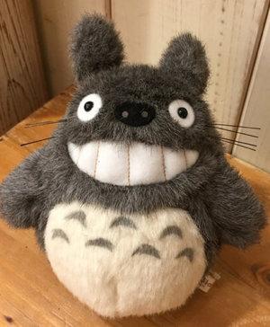 My Neighbour Totoro - Totoro Smiling Small Plush