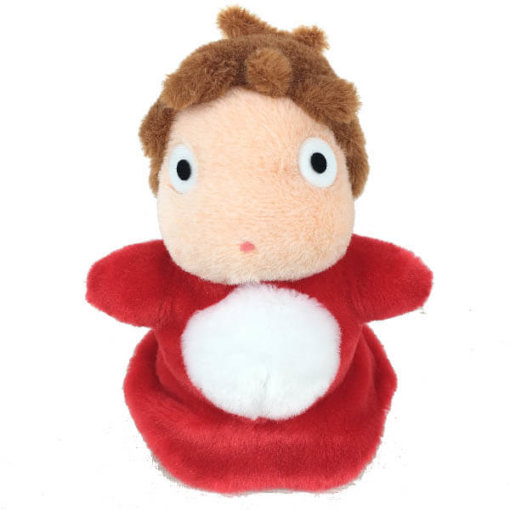 Ponyo on the Cliff by the Sea - Ponyo Small Beanbag Plush
