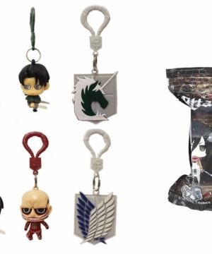 Attack on Titan Keychain Hangers