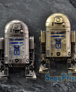 R2D2 Die Cast Clock