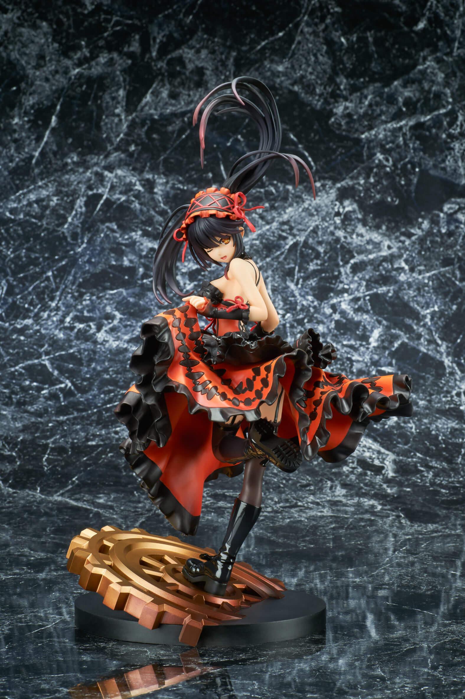 Date A Live PVC Statue 1/7 Kurumi Tokisaki (Date A Gravure