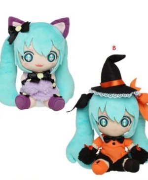 Taito Hatsune Miku Halloween Plush