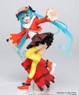 Hatsune Miku Original Autumn Clothes Figure