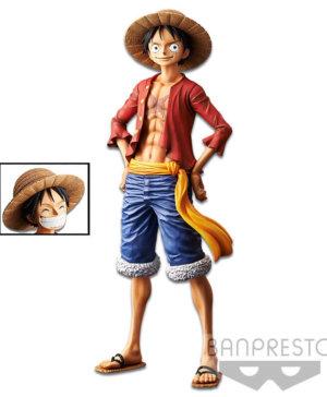 Banpresto Luffy Grandista The Grandline Men