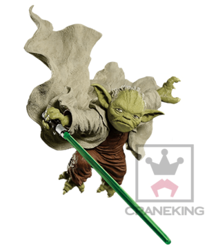 Banpresto Yoda Figure