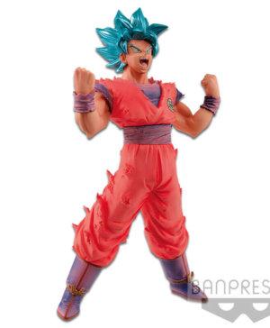 Super Saiyan God Goku Kaiohken