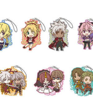 Fate Apocrypha Toji Colle Rubber Strap vol 2