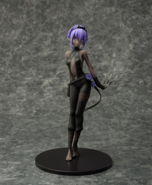 Plum Assassin Hassan of Serenity Figure