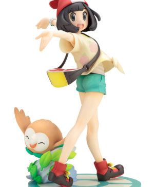 Selene with Rowlet ARTFX