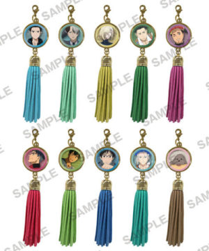 Yuri on Ice Tassel Charm