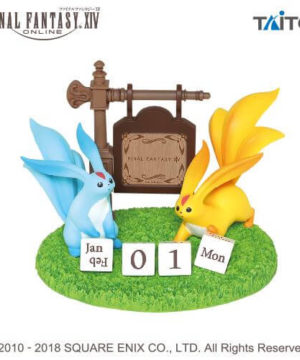 Final Fantasy XIV Carbuncle Calendar