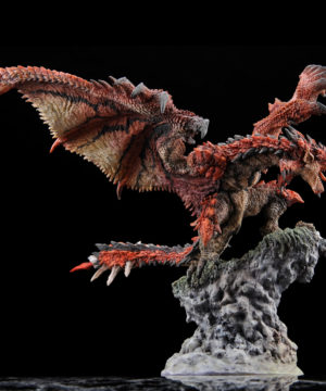 Capcom Figure Builder Rathalos Reprint Edition