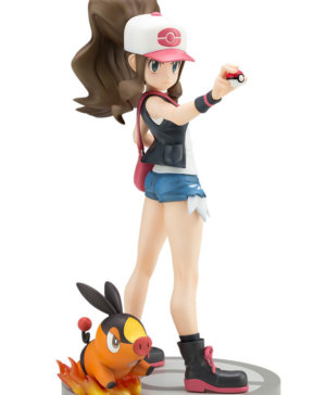 Hilda with Tepig ARTFX J Figure