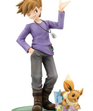 Pokemon Series ARTFX J Green with Eevee