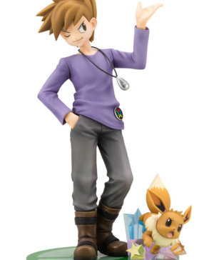 Pokemon Series ARTFX J Green with Eevee