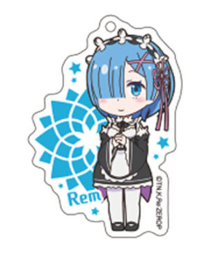 Sega Re Zero Rem Acrylic Ballchain