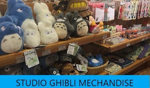 Studio Ghibli Merchandise