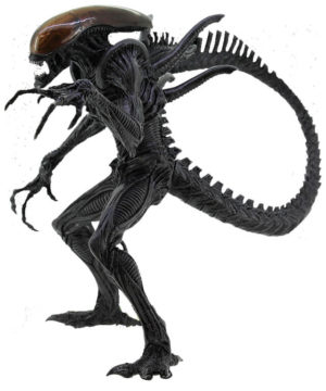 Alien SSS Premium Big Figure