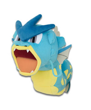 Banpresto Pokemon Gyarados Big Round Plush