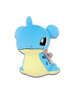 Banpresto Pokemon Lapras Big Round Plush