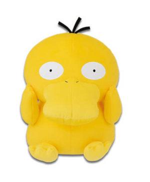 Banpresto Pokemon Psyduck Big Round Plush