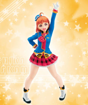 Furyu Chika Takami Happy Party Train SSS Figure