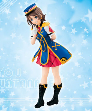 Furyu You Watanabe Happy Party Train SSS Figure