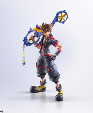 Kingdom Hearts III Bring Arts Sora