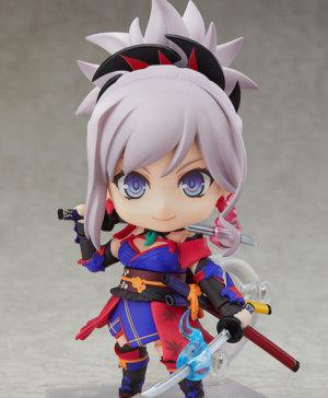 Nendoroid Saber Miyamoto Musashi
