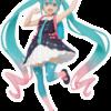 Taito Hatsune Miku Spring Clothes Ver Figure
