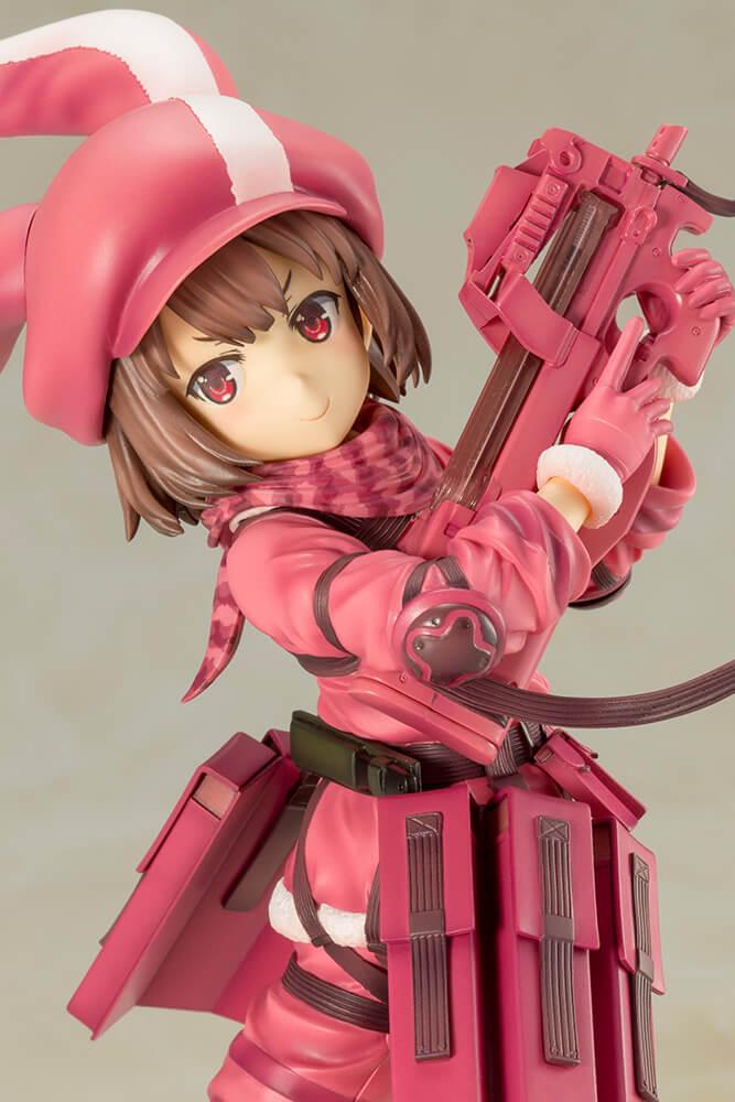 Sword Art Online Alternative Gun Gale Online TV Anime
