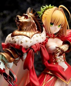 Saber Nero Claudius 3rd Ascension