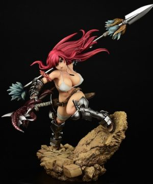 Erza Scarlet The Knight Ver