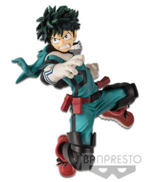 My Hero Academia – The Amazing Heroes Vol 1 – Deku