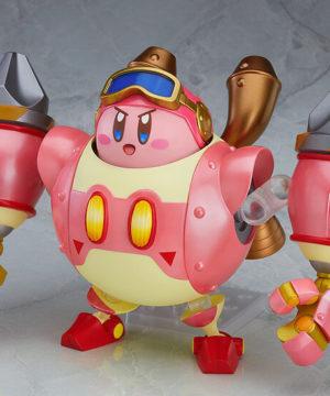 Robobot Armor & Kirby