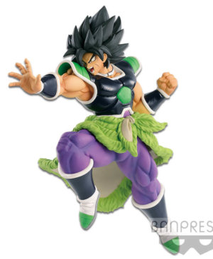 Ultimate Soldiers Broly Rage Mode