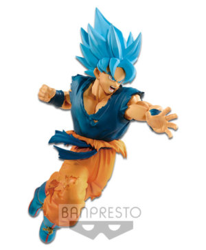 Ultimate Soldiers Super Saiyan Blue Goku