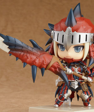 Nendoroid Hunter Female Rathalos Armor Edition DX Ver