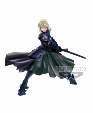 Saber Alter Figure Banpresto
