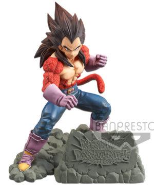 Banpresto Dokkan Battle 4th Anniversary Vegeta