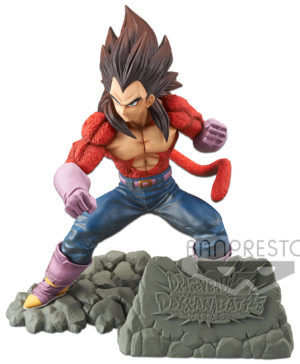 Banpresto Dokkan Battle 4th Anniversary Vegeta