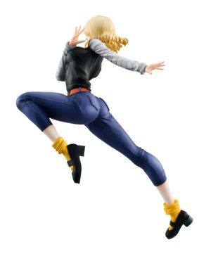 Android 18 Ver IV
