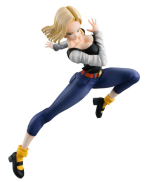 Dragon Ball Gals Android 18