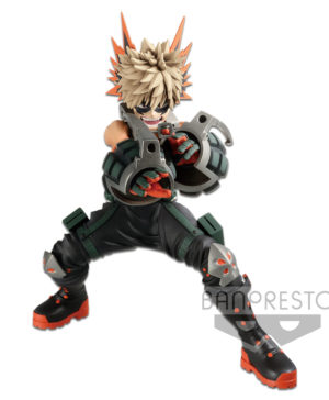 Enter The Hero Katsuki Bakugo