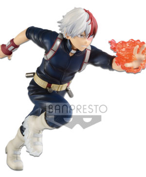 Enter the Hero Shoto Todoroki