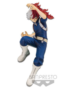 Banpresto The Amazing Heroes Vol 2 Shoto Todoroki
