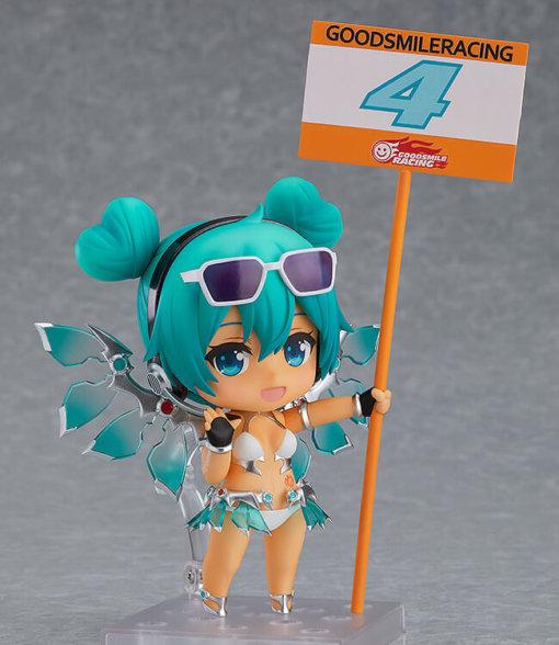 Nendoroid Racing Miku 2013 Sepang Ver